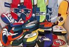 NFL Split Color Slide Slippers by Forever Collectibles Select Team & Size Below