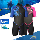 Children 2.5mm Neoprene Wetsuit for Kids Boys Girls Surfing Snorkling Diving One