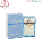 Versace Man Cologne 3.4 oz 100 ML 6.7 oz 200 ML MINI Sample Gift Set Eau Fraiche