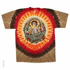 "Grateful Dead ""Bay Area Beloved"" Sunburst Tie-Dye T-Shirt - S - 6X - Free Ship"