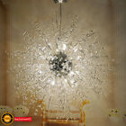Modern Dandelion LED Chandelier Fireworks Pendant Lamp Ceiling Lighting Lights