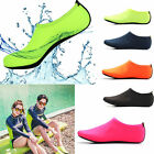 Women Men Aqua Beach Socks Skin Water Shoes Yoga Exercise Pool Swim Slip On Surf