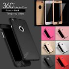 Case for Apple iPhone 6 7 8 5S Plus Cover 360 Luxury UltraThin Shockproof Hybrid <br/> FREE Screen Protector,1st Class Post,UK Quick Dispatch