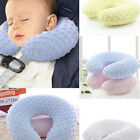 Kids Childrens Travel Soft Pillow Head Neck Support Childs Infant Car Cushion