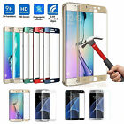 Samsung Galaxy S6 Edge & Edge+ Full Curved Tempered Glass LCD Screen Protection