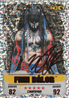 Topps WWE Wrestling Slam Attax Takeover Champion Foil Einzel Auswahl choose