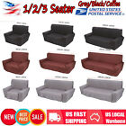 3 seat couch - US 1 2 3 Seat Sofa Cover Slipcover Stretch Elastic Couch Furniture Protector Fit