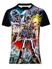 NEW FIST OF THE NORTH STAR TEE HD T-SHIRT UK REGULAR SIZE&FIT