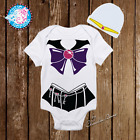 Baby Sailor Moon Onesies Costume Newborn Baby Girl Clothes Geeky New Baby Gifts