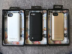 Mophie Space Pack Battery Case 1700mAh Built-In 16GB Storage for iPhone 5/5/SE