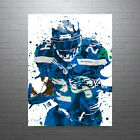 Marshawn Lynch Seattle Seahawks FREE US SHIPPING $15.0 USD on eBay