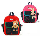 Safety Toddler Kid Harness Backpack Adjustable Straps & Walking Leash Keeper