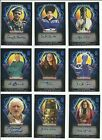 Topps Doctor Who Extraterrestrial Encounters Blue Parallel Autograph #ed / 25