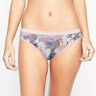 Mosmann Women's Tropical Print Panties Bikini Briefs Knickers Lingerie Underwear