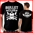 wrestling to mma - Bullet Club Wrestling MMA Tee Black T-Shirt Men's Tshirt Size S to 3XL