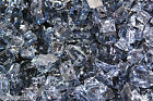 "Platinum Blue 1/4"" FireGlass / Fire Pit  30 LBS Free Shipping!"