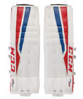 CCM E-FLEX II 860 Goalie Leg Pads (Multiple Sizes and Colors)