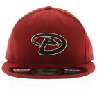 Arizona Diamondbacks New Era MLB Authentic Collection 59FIFTY Fitted Hat on Ebay