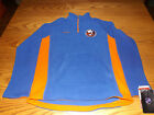 NEW YORK ISLANDERS NHL REEBOK FACE OFF COLLECTION YOUTH 1/4 ZIP FLEECE $16.0 USD on eBay