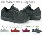 Boys Girls Kids Toddler Sneakers Running Shoes Tennis Mesh Upper Athletic Lace