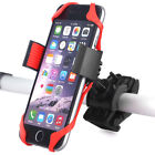 OUTDOOR Bike Bicycle Mount/Holder With Silicone Support Band