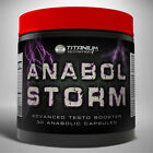 ANABOL STORM - STRONGEST LEGAL GEAR TESTO BOOSTER - 30 CAPSULES