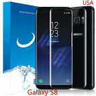 FULL CURVED TEMPER GLASS CLEAR SCREEN PROTECTOR SAMSUNG GALAXY S8 USA
