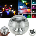 Sun Solar LED Power Color Changing Globe Light Waterproof Floating Swimming Pool