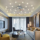 Modern Meteor Glass Dandelion LED bulbs Chandelier Pendant Lamp Ceiling Lighting