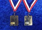 Basketball Medal Gold or Silver Competition Tournament Award League