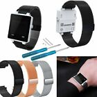 Stainless Steel Milanese Magnetic Watch Bands Bracelet For Garmin Vivoactive AU
