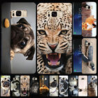 Funny Animals Dog Leopard Turtle Phone Case Cover For Samsung Galaxy S5/6/7E S8+