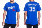 Cody Bellinger Los Angeles Dodgers #35 MLB Jersey Style Mens Graphic T Shirt on Ebay