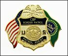 U.S. Border Patrol  Mini Badge Lapel Pins