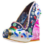 Irregular Choice Rainbunny Womens Shoes Navy New Shoes