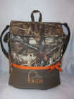Camo max 4~duck blind~mossy oak ~ hunting school back pack or diaper bag dads