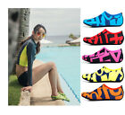 2017 NEW Design Water Skin Shoes Aqua Sport Beach Socks Fashion Sandals Slip-on