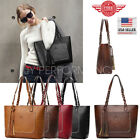 YOLANDO Women Tote Bag Leather Bags Handbag Shoulder Hobo Purse Messenger 24