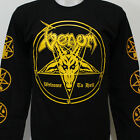 Venom Welcome To Hell Long Sleeve T-Shirt New Size S M L XL 2XL