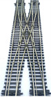 Peco Hornby double/scissor crossover point small. medium or large