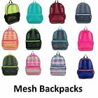 Eastsport Mesh Backpack with Padded Adjustable Straps 18 Inch Back to School New
