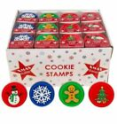 Christmas cookie stamp biscuit dough decoration