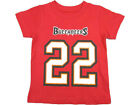 DOUG MARTIN #22 TAMPA BAY BUCCANEERS NFL TEAM APPAREL YOUTH SHORT SLEEVE SHIRT $5.0 USD on eBay