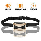 Dog Training Collar Waterproof Rechargeable Beep/Vibration/Shock electric Collar