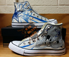 NFL - Dallas Cowboys ~ Custom Converse All Stars Hand Painted Canvas Sneakers $110.0 USD on eBay
