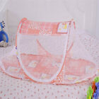 Foldable Mosquito Net Travel Baby Netting Beach Play Tent Bed Crib Folding
