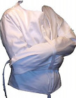 Halloween costume straight jacket straitjacket size extra Large XL