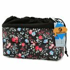 Shockproof DSLR SLR Camera Bag Insert Padded Partition Lens Case Protection Bag
