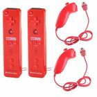 2 IN 1 MOTION PLUS REMOTE CONTROLLER NUNCHUK FUR Original NINTENDO WII U KONSOLE