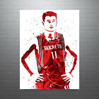 Yao Ming Houston Rockets Poster FREE US SHIPPING on eBay